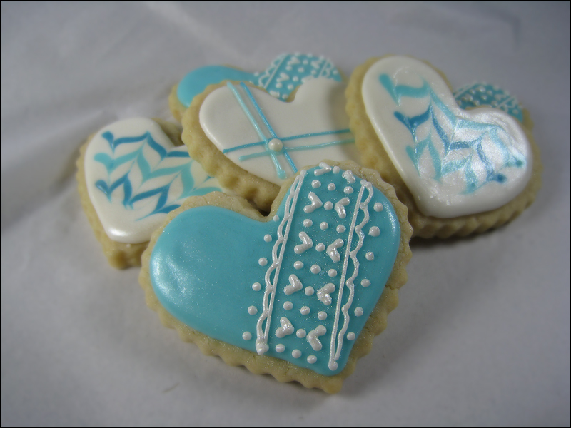 """Something Blue"" Bridal Shower"