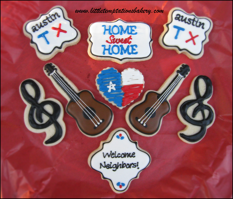 Home Sweet Home Austin Texas Theme