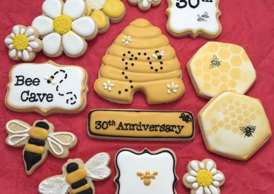 City of Bee Cave Cookies